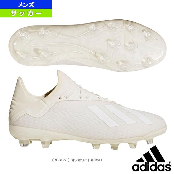 【サッカー シューズ アディダス】エックス 18.2-ジャパン HG/AG/メンズ(BB6951)