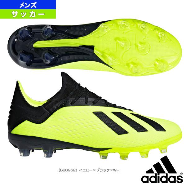 【サッカー シューズ アディダス】エックス 18.2-ジャパン HG/AG/メンズ(BB6952)