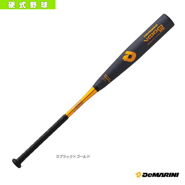 【野球 バット ディマリニ(DeMARINI)】2018年12月中旬 【予約】ディマリニ/ヴードゥ TS19/ハーフ アンド ハーフ/中学硬式用バット(WTDXJHSVP)