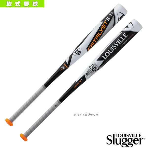 【軟式野球 バット ルイスビルスラッガー】 ルイスビル カタリスト2 TI/一般軟式用バット(WTLJRB19M)