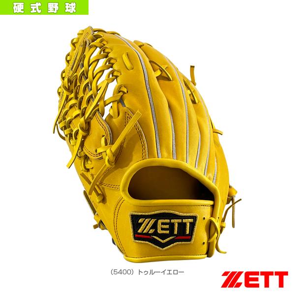 【野球 グローブ ゼット】 プロステイタスシリーズ/硬式グラブ/外野手用/挟み捕り(BPROG670)