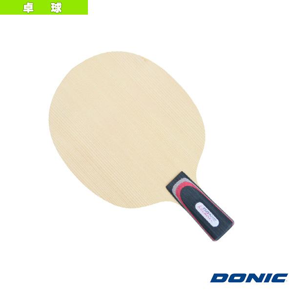 【卓球 ラケット DONIC】 ワルドナー CFZ/中国式(BL112)