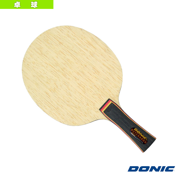 【卓球 ラケット DONIC】 オフチャロフ トゥルー カーボン/フレア(BL145)