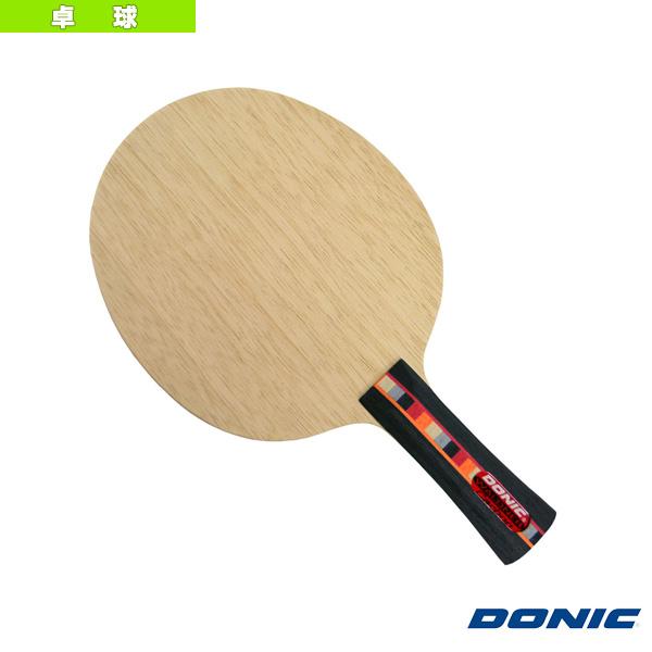【卓球 ラケット DONIC】 ワルドナー カーボン JOシェイプ/フレア(BL165)