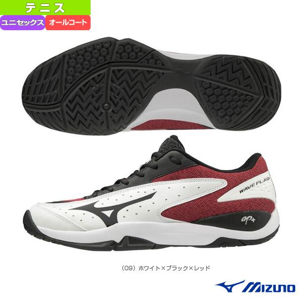 【テニス シューズ ミズノ】 ウエーブフラッシュ AC/WAVE FLASH AC/ユニセックス(61GA1946)
