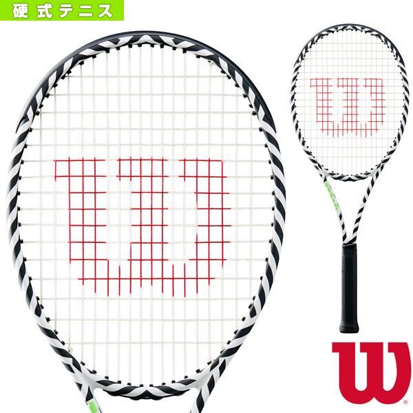 【テニス ラケット ウィルソン】2019年04月上旬 【予約】BLADE 98S BOLD EDITION/ブレイド 98S ボールドエディション(WR001611)(限定モデル)