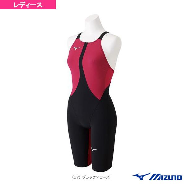 【水泳 ウェア(レディース) ミズノ】 MX-SONIC 02/ハーフスーツ/レディース(N2MG8211)