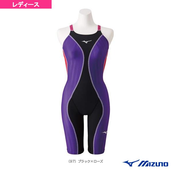 【水泳 ウェア(レディース) ミズノ】 FX-SONIC+/ハーフスーツ/レディース(N2MG9230)