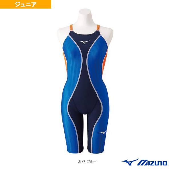 【水泳 ウェア(レディース) ミズノ】 FX-SONIC+/ハーフスーツ/ガールズ(N2MG9430)