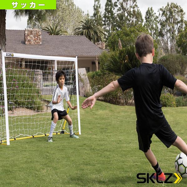 【サッカー トレーニング用品 スキルズ】 QUICKSTER SOCCER GOAL/クイックスター/サッカーゴール/6×4(000994)