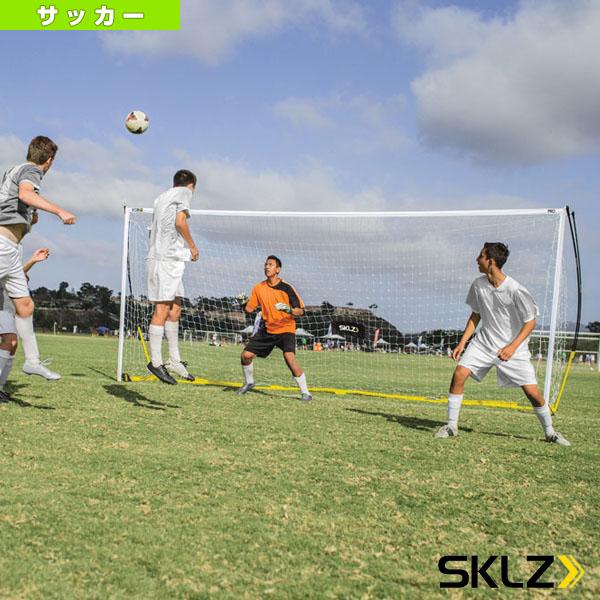 【サッカー トレーニング用品 スキルズ】 PRO TRAINING GOAL/プロトレーニングゴール/サッカー用/12×6(023155)