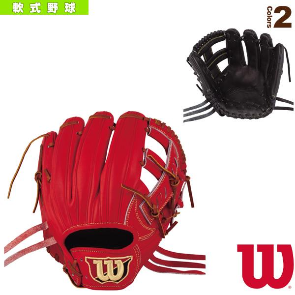【軟式野球 グローブ ウィルソン】 Willson Staff DUAL/軟式用グラブ/内野手用(WTARWSDKT)