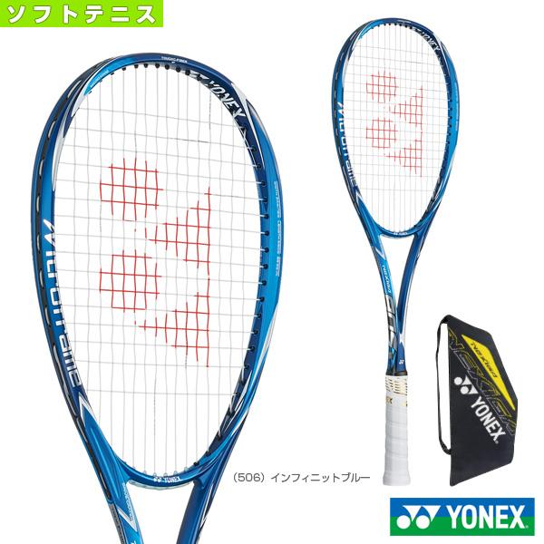 【ソフトテニス ラケット ヨネックス】 ネクシーガ 80S/NEXIGA 80S(NXG80S)軟式後衛用