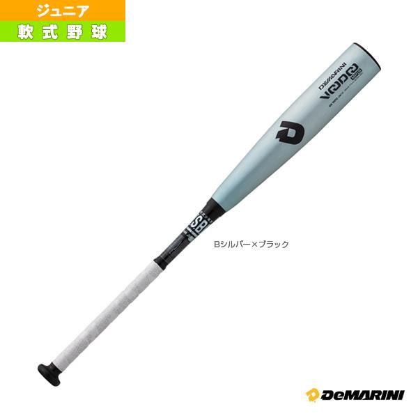 【軟式野球 バット ディマリニ(DeMARINI)】 ディマリニ/ヴードゥ MP19/ハーフ アンド ハーフ/少年軟式用バット(WTDXJRSVD)
