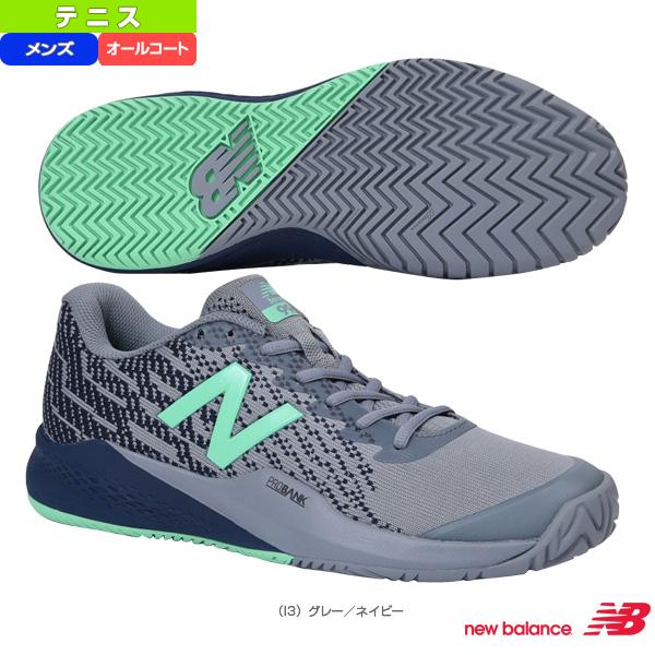 【テニス シューズ ニューバランス】 MCH996V3/2E(標準)/オールコート用/メンズ(MCH996)