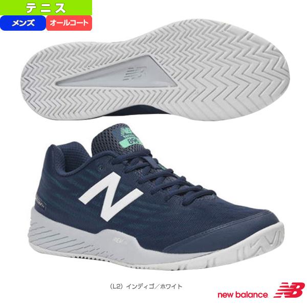 【テニス シューズ ニューバランス】 MCH896V2/2E(標準)/オールコート用/メンズ(MCH896)