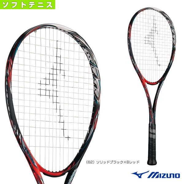 【ソフトテニス ラケット ミズノ】 SCUD 01-R/スカッド01アール(63JTN953)軟式(前衛向き)