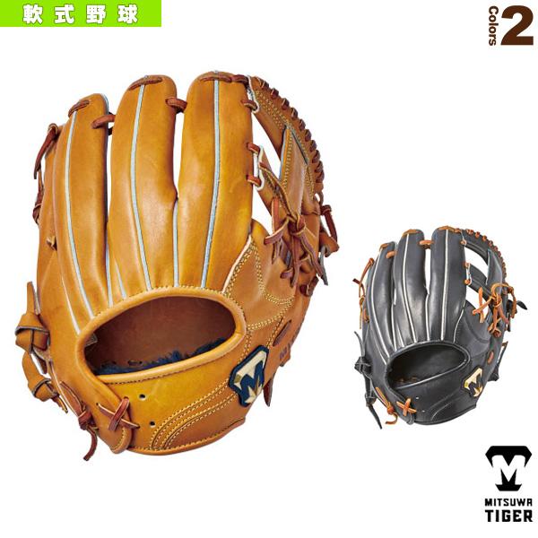 【軟式野球 グローブ 美津和タイガー】 Revol Tiger/レボルタイガーシリーズ/軟式・内野手用グラブ(RGT19H2B)