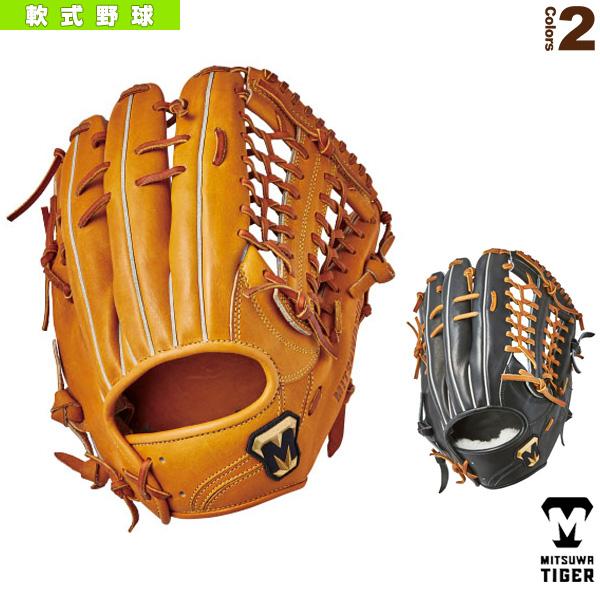 【軟式野球 グローブ 美津和タイガー】 Revol Tiger/レボルタイガーシリーズ/軟式・外野手用グラブ(RGT19HOF)