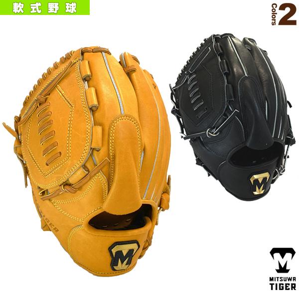 【軟式野球 グローブ 美津和タイガー】 Revol Tiger/レボルタイガーシリーズ/軟式・投手用グラブ(RGT19HP)