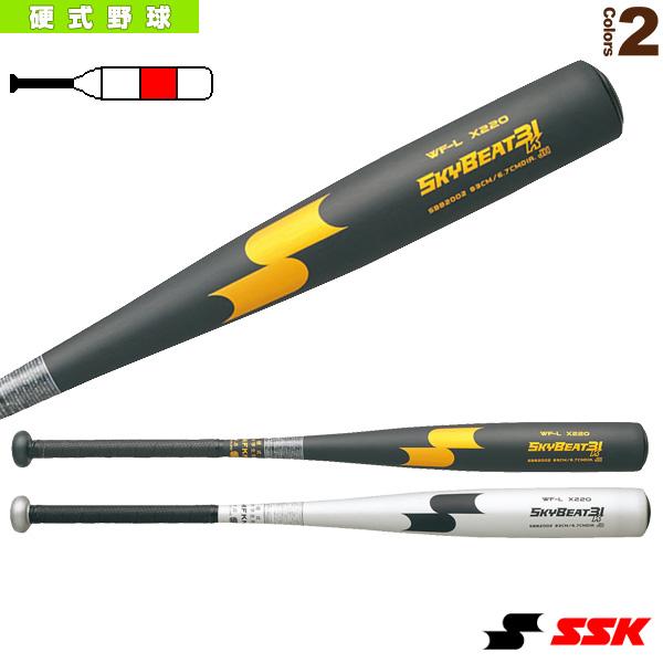 【野球 バット エスエスケイ】 SKYBEAT31K/スカイビート 31K WF-L JH/中学硬式金属製バット(SBB2002)