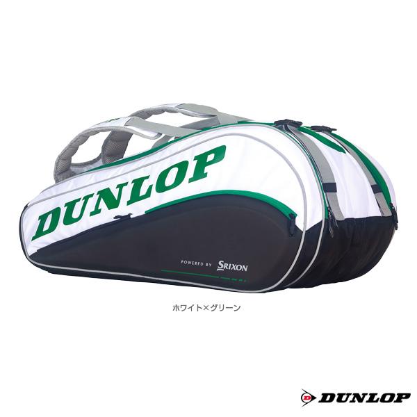 【テニス バッグ ダンロップ】 ラケットバッグ/ラケット15本収納可(DPC-2980L)(ダンロップ契約選手ウィンブルドン使用予定バッグ)