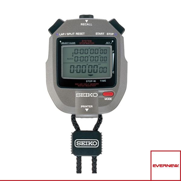 【陸上 設備・備品 エバニュー】ストップウォッチ SVAS005(EGC141)