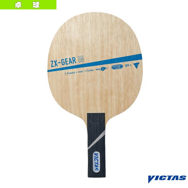 【卓球 ラケット ヴィクタス】 ZX-GEAR IN/ストレート(028805)