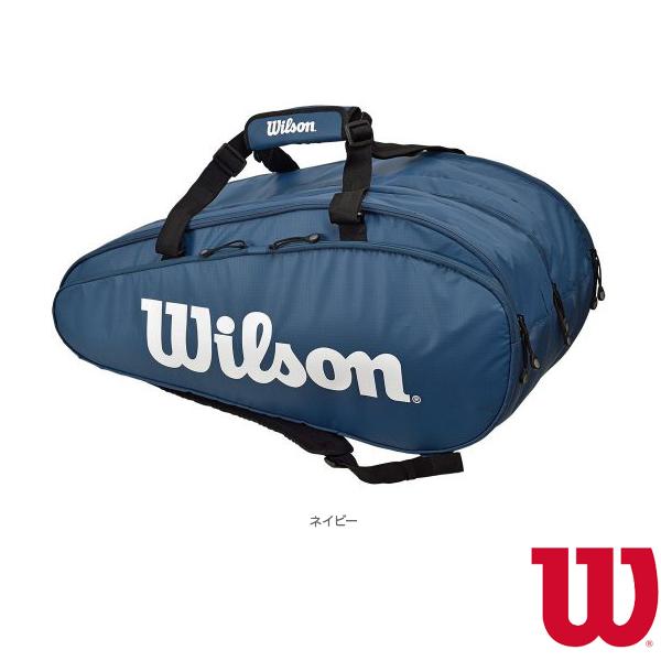 【テニス バッグ ウィルソン】 TOUR 3 COMP/ツアー 3 コンプ/ラケット15本収納可(WR8002302001)