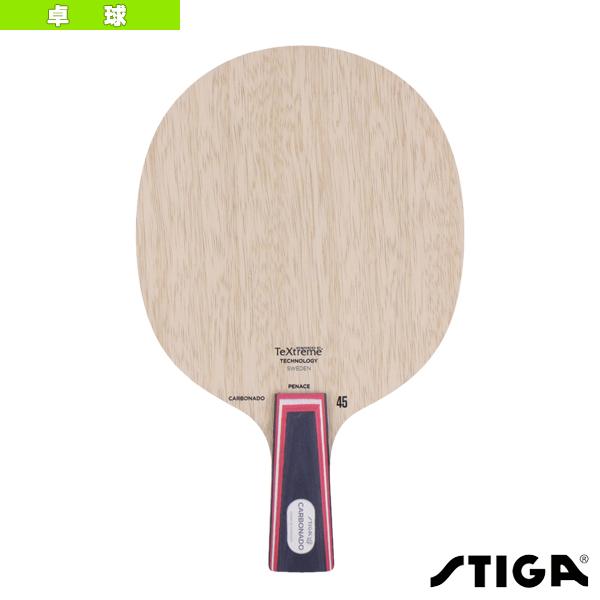 【卓球 ラケット スティガ】 CAROBNADO 45/カーボネード 45/PAC(細いPEN)(1062-75)