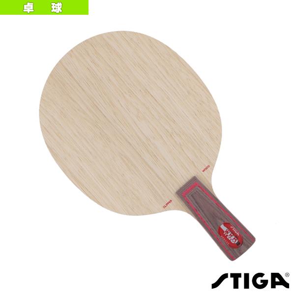 【卓球 ラケット スティガ】 CLIPPER WOOD WRB/クリッパーウッド WRB/PAC(細いPEN)(2020-75)