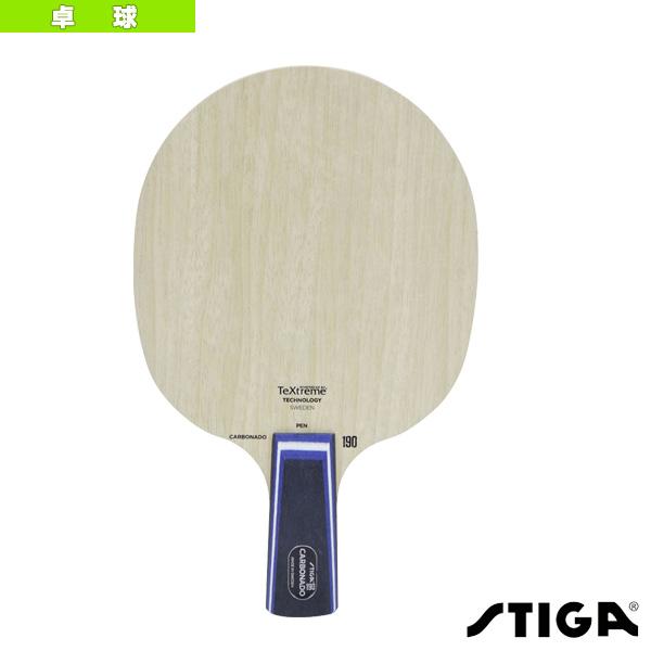 【卓球 ラケット スティガ】 CARBONADO 245/カーボネード 245/PAC(細いPEN)(1063-75)