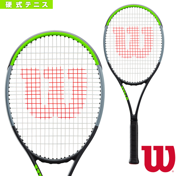 【テニス ラケット ウィルソン】 BLADE 98(18×20) V7.0/ブレイド 98(18×20) V7.0(WR013711)