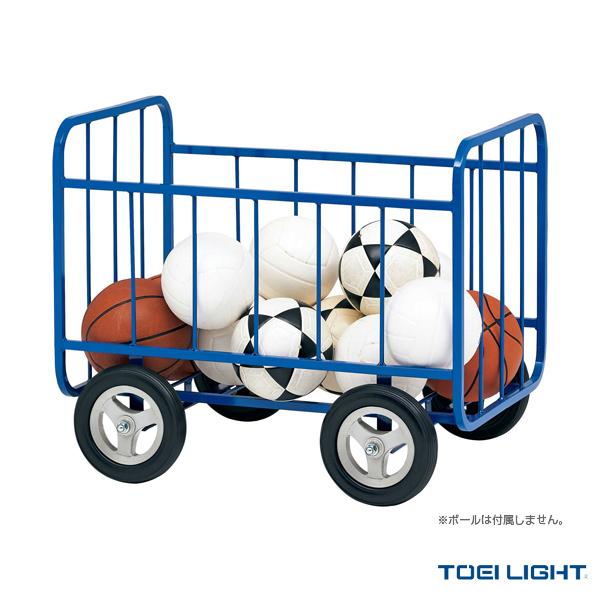 【オールスポーツ 設備・備品 TOEI(トーエイ)】 [送料別途]ボールカゴ90一体型(B-2751)