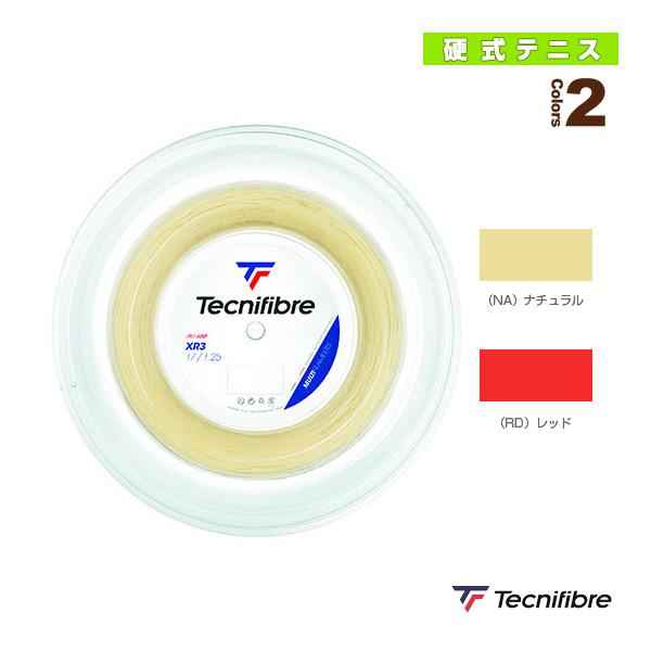 【テニス ストリング(ロール他) テクニファイバー】 XR3/エックスアール3/200mロール(TFR215/TFR216)(ガット)