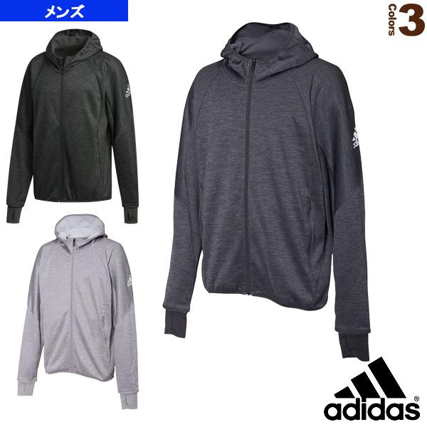 【オールスポーツ ウェア(メンズ/ユニ) アディダス】 M4T クライマウォーム フードスウェットジャケット/メンズ(FYB82)