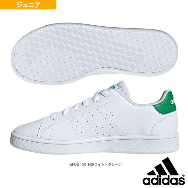 <title>オールスポーツ シューズ アディダス 特価キャンペーン ADVANCOURT K ジュニア EF0213</title>