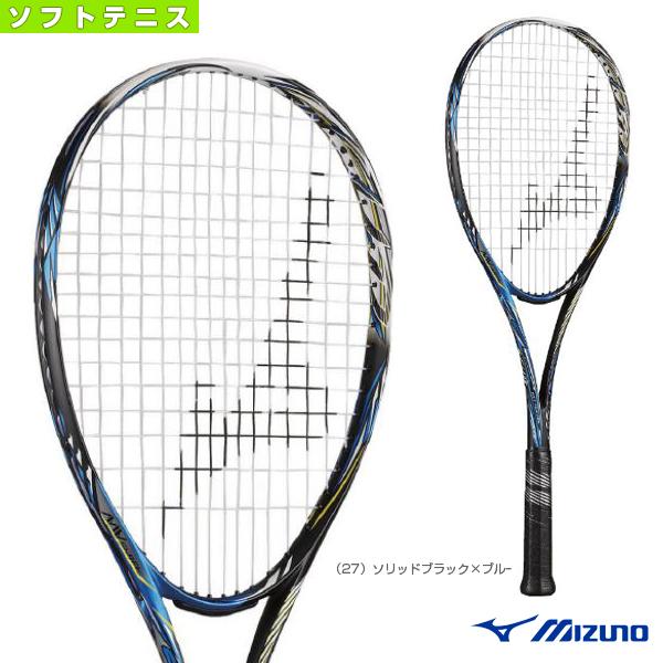 【ソフトテニス ラケット ミズノ】 スカッド05アール/SCUD 05-R(63JTN055)(前衛向け)