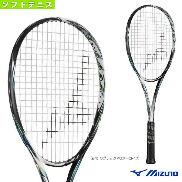 【ソフトテニス ラケット ミズノ】 スカッド05シー/SCUD 05-C(63JTN056)