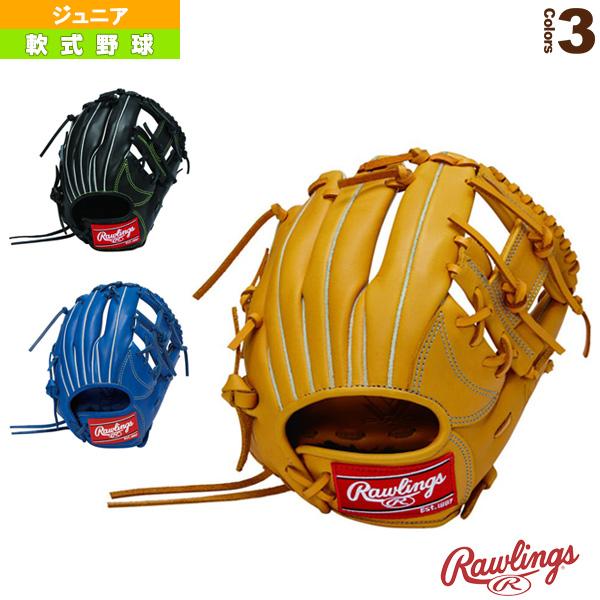 【軟式野球 グローブ ローリングス】 ジュニア HYPER TECH R2G/ジュニア軟式用グラブ/内野手用(GJXHTN6L)