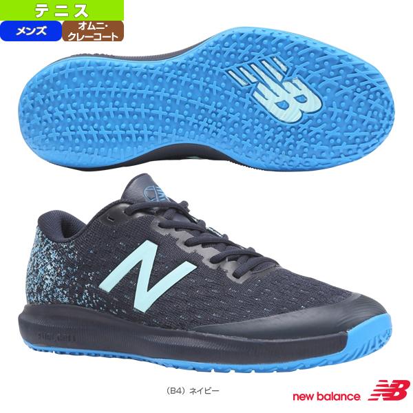 【テニス シューズ ニューバランス】 FUEL CELL 996 O/4E(幅広)/オム二・クレーコート用/メンズ(MCO996)