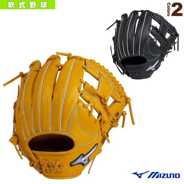 【軟式野球 グローブ ミズノ】 ダイアモンドアビリティ AXI Selection/軟式・内野手用グラブ(1AJGR22613)