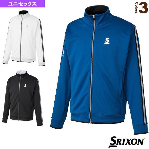 【テニス・バドミントン ウェア(メンズ/ユニ) スリクソン】 ライトジャケット/ツアーライン/ユニセックス(SDF-5000)