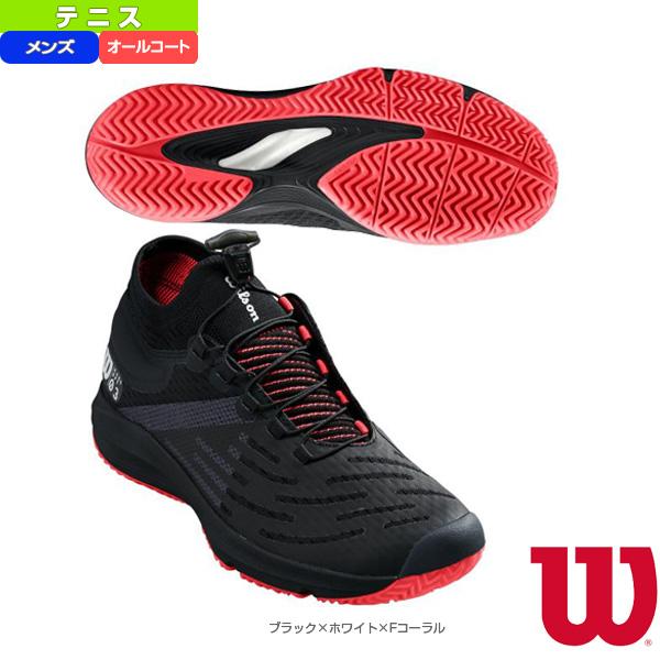 【テニス シューズ ウィルソン】 KAOS 3.0 SFT/ケイオス 3.0 SFT/メンズ(WRS326070)(オールコート用)