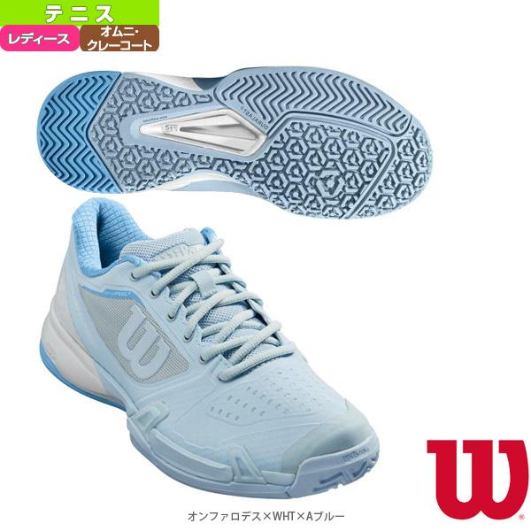 【テニス シューズ ウィルソン】 RUSH PRO 2.5 2019 OC/ラッシュプロ 2.5 2019 OC/レディース(WRS326580)(オムニ・クレーコート用)