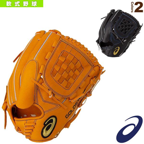 【軟式野球 グローブ アシックス】 GOLDSTAGE/ゴールドステージ/軟式用グラブ/投手用/タテ(3121A421)