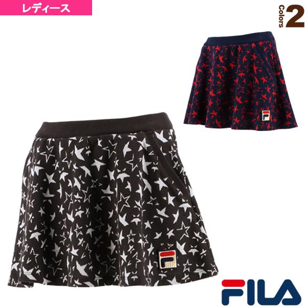 【テニス・バドミントン ウェア(レディース) フィラ】 スコート/レディース(VL2226)