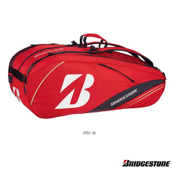 【テニス バッグ ブリヂストン】 ラケットバッグ10/ラケット10本収納可(TRB411)ラケットバッグ