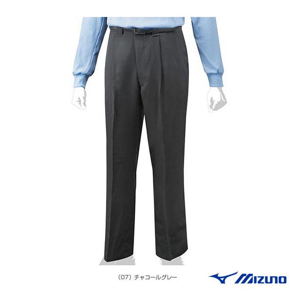【野球 ウェア(メンズ/ユニ) ミズノ】スラックス/審判員専用/春・夏・秋用(12JD4X21)