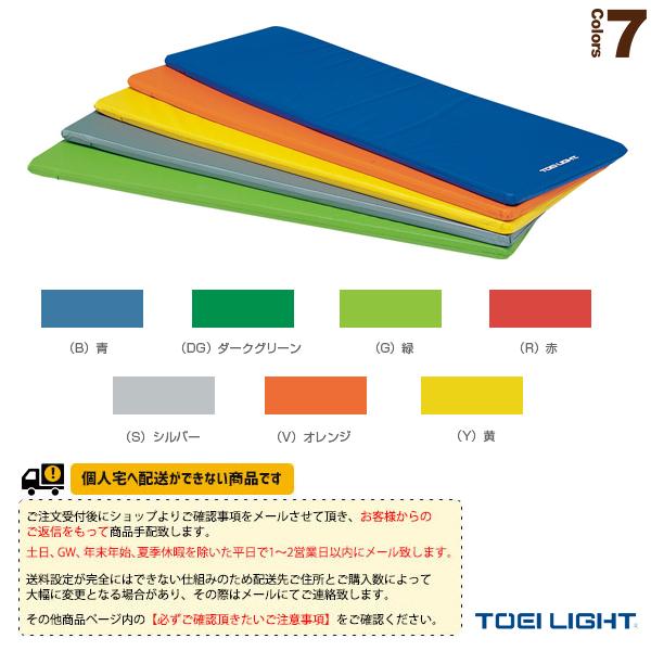 【体育館用品 設備・備品 TOEI】[送料別途]フィットネスマット180DX(H-7466)